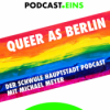 """Episode 45: Russisch und Queer - Zu Gast Yulia und Kostja vom Verein """"Quarteera"""""""