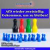 """""""AfD wieder zweistellig: Gekommen, um zu bleiben!"""" - Ein Artikel von Niklas Lotz (neverforgetniki) Download"""