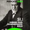 Episode 3: Zur Frage der Laienanalyse 1926 und das geplante deutsche Psychotherapeutengesetz, im Gespräch mit Rektor Univ.-Prof. Dr. Dr. h.c. mult. Alfred Pritz