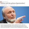 Folge 1 - Hans-Werner Sinn und seine Liebe zu Verbrennungsmotoren