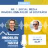 Nr. 1 Social Media Immobilienmakler im Gespräch, Der Immoliker