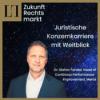 Juristische Konzernkarriere mit Weitblick Download