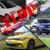 Folge 22: Tiefe Griffe ins Klo auf 2 und 4 Rädern, sowie VW Golf 8 und T-Roc R