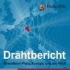 Drahtbericht Folge 07 - Zukunft der Gemeinsamen EU-Agrarpolitik