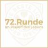 72. Runde // Im Playoff des Lebens
