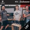 Zuhause Talk #31 mit dem Technojazz-Trio LBT (Leo Betzl Trio)