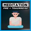 Meditation Einschlafen mit PME + Traumreise | Progressive Muskelentspannung zum Einschlafen mit Fantasiereise | Einschlafmeditation
