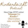 Massage für Kinder?!