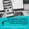 Folge #37: Influencen als Beruf? Hinter den Kulissen einer Mikro-Influencerin Download