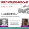 Was Dich trägt   Interview mit Schauspieler und Regisseur Peter Lüder und Andreas Kolos