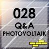 028 - Q&A zu Photovoltaikanlagen mit Dennis Sanio