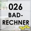 026 - ein Badrechner um schnell die Kosten zu schätzen