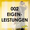 002 - Eigenleistungen