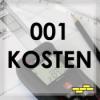 001 - Kosten