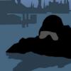 Lektion 23 - Ein Taucher mit Haiflosse