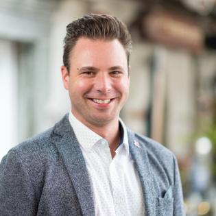 PINKCROSS: Co-Präsident David Reichlin