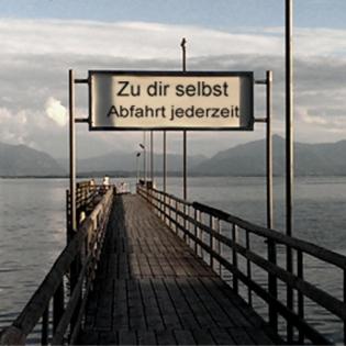 Being Yourself#13 - Die Bergmeditation - Achtsamkeit in 52 Wochen