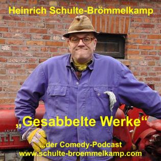 """Individuelle Flurbereinigung - wie man auf dem Lande """"Land gewinnt""""! Comedy und Kabarett aus Kattenvenne mit Heinrich Schulte-Brömmelkamp"""