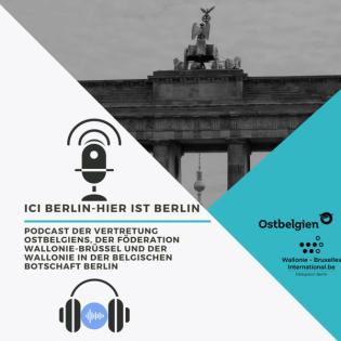 Folge 2 Podcast der Vertretung DGCFRW in der Belgischen Botschaft Berlin