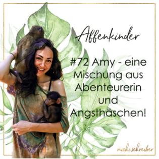 #72 Amy - eine Mischung aus Abenteurerin und kleinem Angsthäschen!