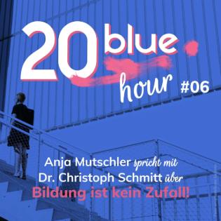 Folge 6: Bildung ist kein Zufall mit Christoph Schmitt