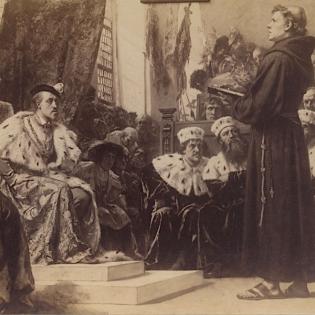 500 Jahre Luther in Worms: Ein Markstein evangelischer Identität