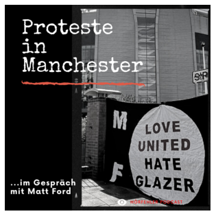 HRF 117 | Proteste in Manchester