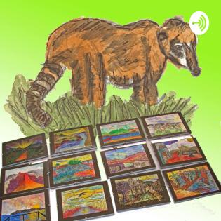 20 - Die Cataratas und seine gefräßigen Nasenbären