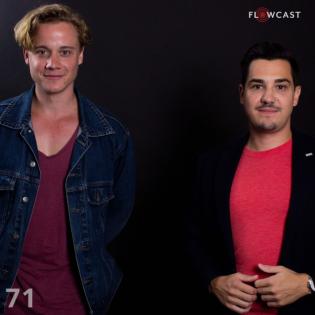 """Ein Zürcher in England: Basil Eidenbenz spielt Eskel in der neuen Staffel der Netflix-Serie """"The Witcher""""   Flowcast 71"""