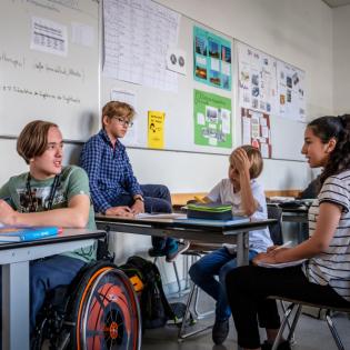 Inklusion in der Schule: Wie kann sie gelingen?