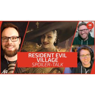 Resident Evil: VILLAGE   Spoiler-Talk mit Kevin