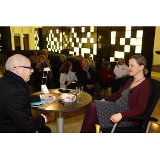 Im Gespräch mit Spiegel-Bestsellerautorin Susanne Goga
