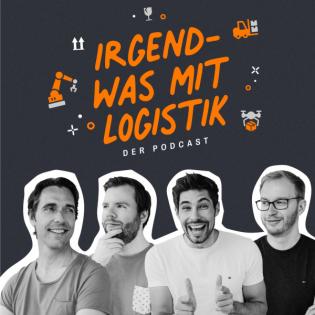 #98 Irgendwas neues! - Schon wieder. | Gast: Jörg Ziesmann von Irgendwas mit Logistik?