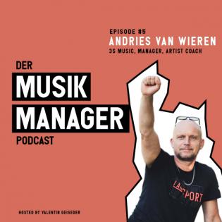 005 Andries van Wieren, Organisation & Strategic Artist Management
