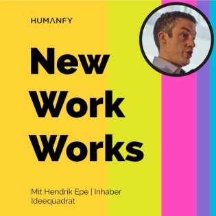 #27 Über New Work in der Sozialen Arbeit   Mit Hendrik Epe