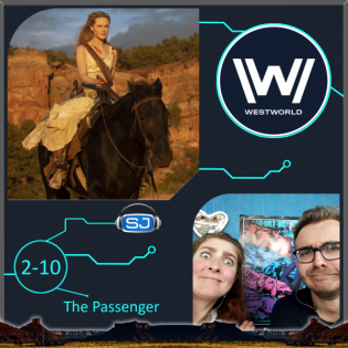 Westworld 2x10 - The Passenger: Podcast zum Finale der zweiten Staffel