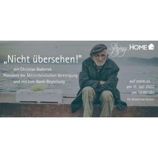 11. Juli 2020 - Christian Badorrek - Nicht übersehen!