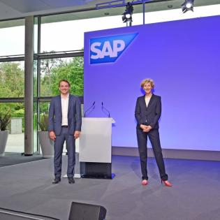 SAP-Hauptversammlung: Ungewöhnlich viel Kritik
