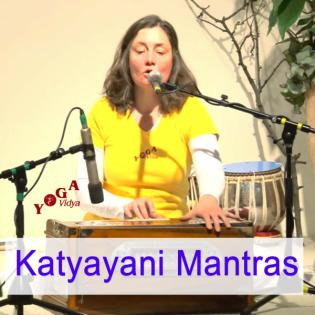 Om Namah Shivaya mit Katyayani
