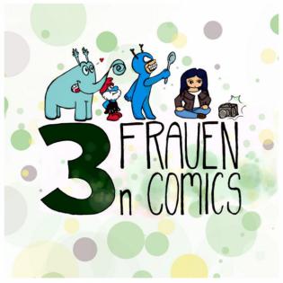 3 Frauen. n Comics. Folge 21