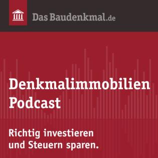 Denkmalimmobilien Podcast: KfW-Förderung für die Sanierung von Baudenkmalen