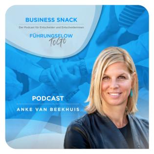 #020 Business Snack - Andere ernst nehmen & über sich selbst lachen