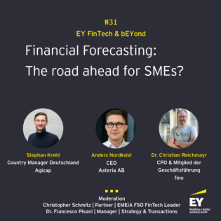 #031 - Financial Forecasting: The road ahead for SMEs?