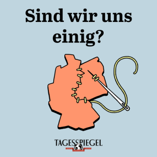 Wo Berlin noch heute geteilt ist
