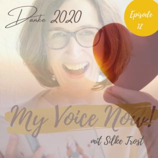 2020 Rückblick - meine größten Learnings
