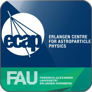 FAU - Weltspitze in der Astroteilchenforschung - ECAP-Förderung durch Bundesministerium