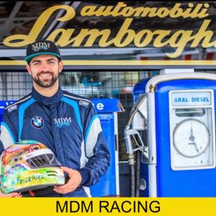 MDM RACING - Über den Werdegang als angehender BWLer zum passionierten Polizisten und der Balance zwischen Rennfahrer, Teamchef und Geschäftsführer