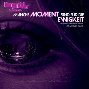 klangmeister | Ben Strauch - Manche Momente sind für die Ewigkeit | 31JAN20