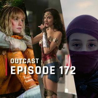 OutCast - Episode 172: Kino-Ketchup mit «Wonder Woman 1984», «Chaos Walking» und mehr!