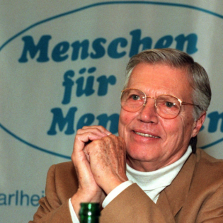 """16.5.1981: Legendäre Wette von Karlheinz Böhm bei """"Wetten, dass...?"""""""